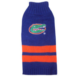 Florida Gators NCAA Turtleneck Dog Sweater