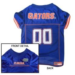 Florida Gators dog jersey