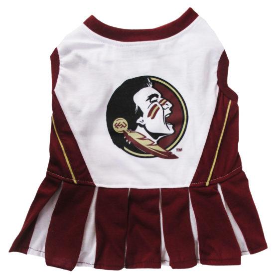 Florida State Seminoles NCAA Dog Cheerleader Dress