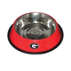 Georgia Bulldogs Dog Bowl