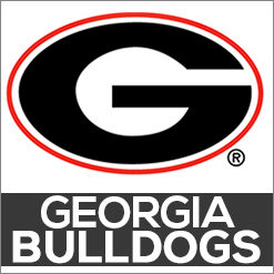 Georgia Bulldogs Dog Products