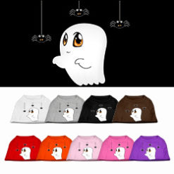 Ghost Spiders Dog Halloween T-Shirts Halloween