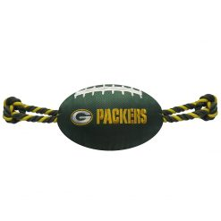 Green Bay Packers Dog Toy