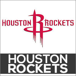 Houston Rockets Dog Products