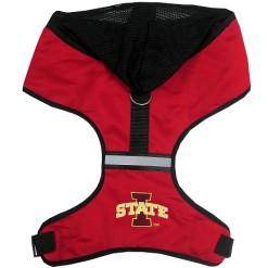 Iowa State Cyclones NCAA mesh dog harness