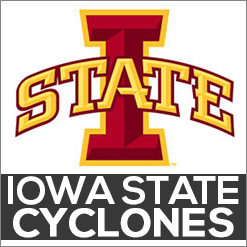 Iowa State Cyclones Dog Products