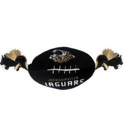 Jacksonville Jaguars Dog Football Toy