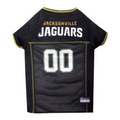 Jacksonville Jaguars NFL Dog Jersey