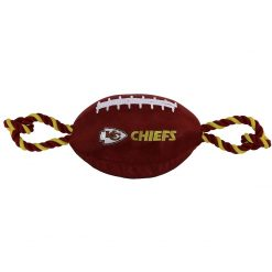 Kansas City Chiefs Dog Toy