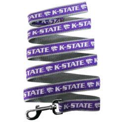 Kansas State Wildcats NCAA Nylon Dog Leash