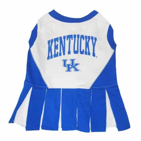 Kentucky Wildcats dog cheerleader dress