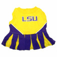 LSU Tigers cheerleader dog dress