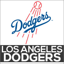 Los Angeles Dodgers Dog Products