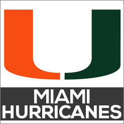 Miami Hurricanes Dog Products