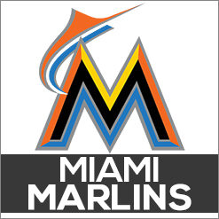 Miami Marlins Dog Products
