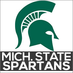 Michigan State Spartans Dog Products