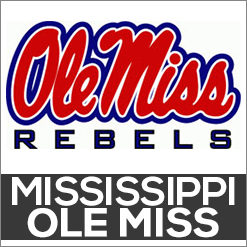 Mississippi Ole Miss Dog Products