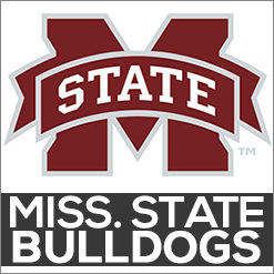 Mississippi State Bulldogs Dog Products