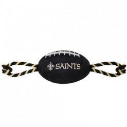 New Orleans Saints Dog Toy
