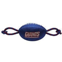 New York Giants Dog Toy