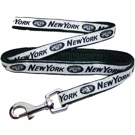 New York Jets NFL nylon dog leash