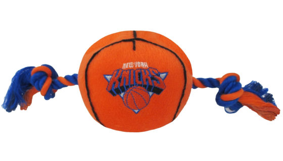 New York Knicks Plush Dog NBA Toy
