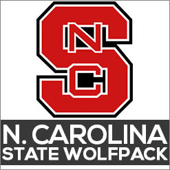 North Carolina State Wolfpack Dog Products