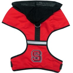 North Carolina State Wolfpack NCAA dog mesh harness