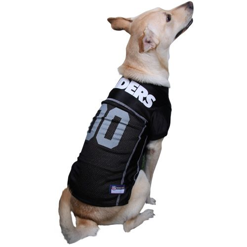 Oakland Raiders Dog Jersey - PetImpulse.com 0f5cd4a34
