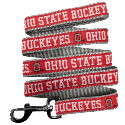 Ohio State Buckets Nylon Dog Leash