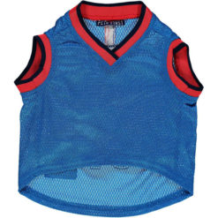 Oklahoma City Thunder NBA Dog Jersey back