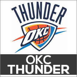 Oklahoma City Thunder Dog Products