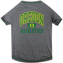 Oregon Ducks Athletics NCAA Dog Tee Shirt