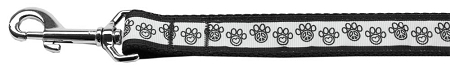 Peace and Love Dog Paw Adjustable Dog Leash