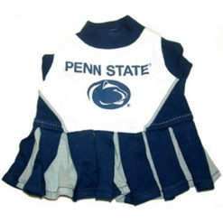 Penn State Nittany Lions Stainless NCAA Dog Cheerleader dress