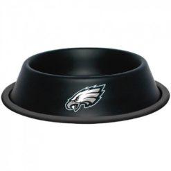 Philadelphia Eagles NFL Stainless Dog Bowl