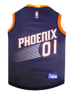 Phoenix Suns NBA Dog Jersey