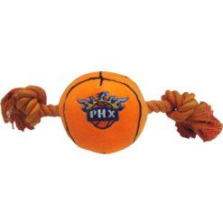 Phoenix Suns NBA Plush Dog Toy