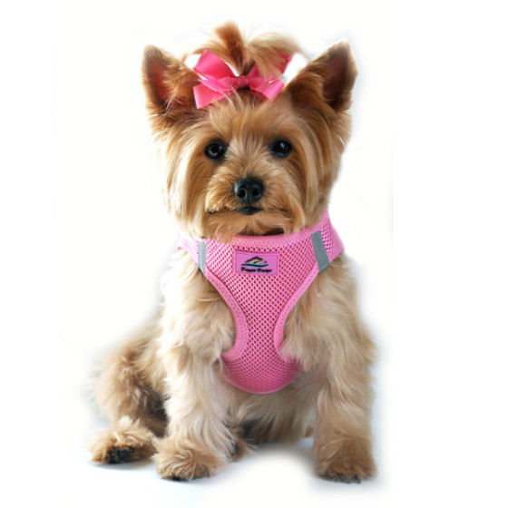 Pink American River Ultra Choke Free Dog Harness