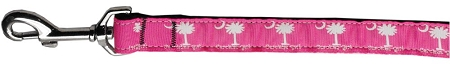 Pink Carolina Girl Dog Leash