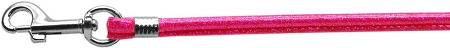 Pink Glitter Dog Leash