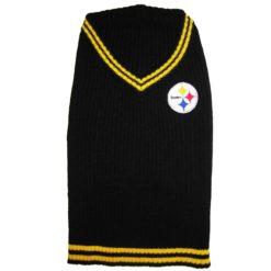 Pittsburgh Steelers turtleneck NFL dog sweater