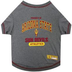 Property of Arizona State Sun Devils Athletics NCAA Dog TShirt