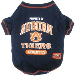 Property of Auburn Tigers Athletics NCAA Dog TShirt
