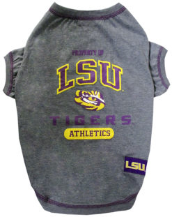Property of LSU Tigers Athletics Dog TShirt