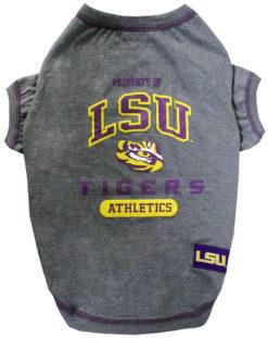 Property of LSU Tigers Athletics Dog TShirt