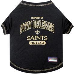 Property of New Orleans Saints Football Dog TShirt