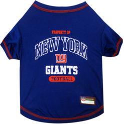 Property of New York Giants Football Dog Athletics Shirt