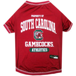 Property of South Carolina Gamecocks Athletics NCAA Dog Shirt