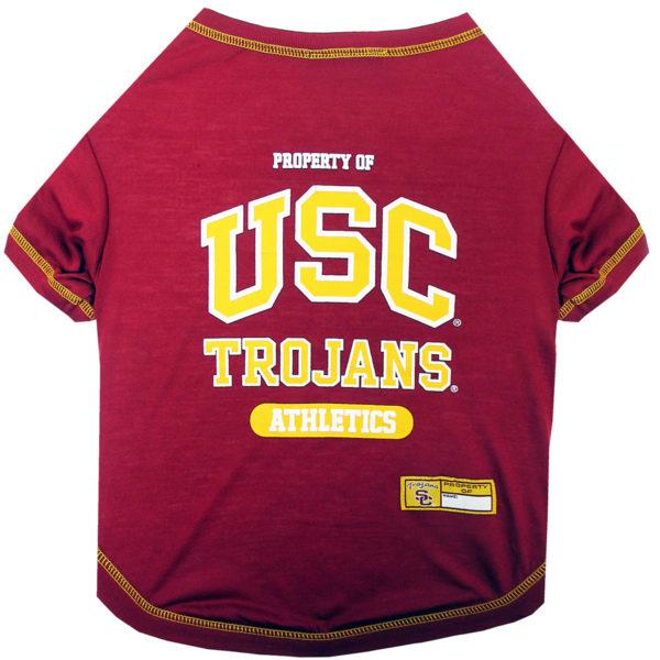 Usc Trojans Athletics Dog Shirt Petimpulse Com